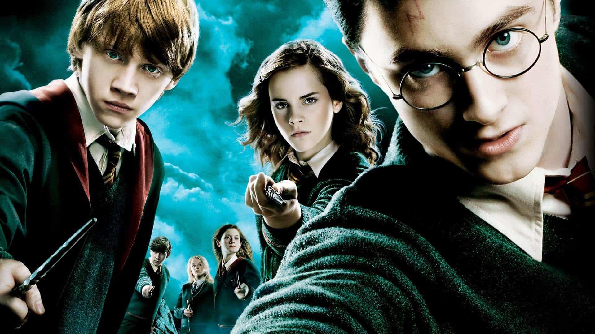 Книги похожие на Гарри Поттера
