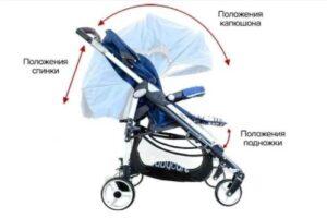 коляска Baby Care GT 4 Plus