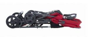 коляска JOOVY Caboose ультралайт сложение