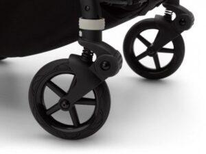 Что изменилось в коляске Bugaboo Bee6?