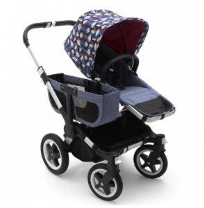 коляска для двойни BUGABOO Donkey 2