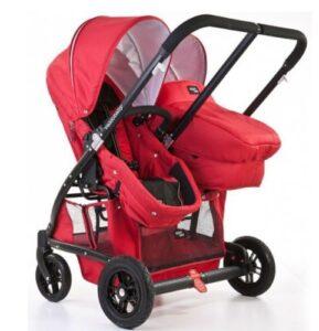 коляска для двойни VALCO BABY ZEE Spark Twin Duo