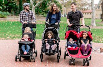 лучшие коляска для ребенка 3, 4 лет