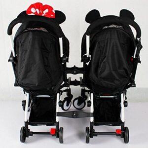 коннекторы для двойни для коляски yoyo