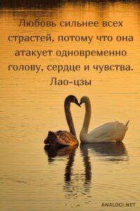 Красивые цитаты про любовь с глубоким смыслом