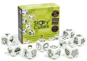 "Игра Rory's Story Cubes ""Кубики Историй: Путешествия"""