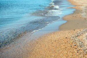 Отдых с детьми. Кучугуры. Побережье Азовского моря.