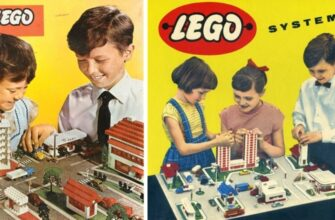 история лего - реклама