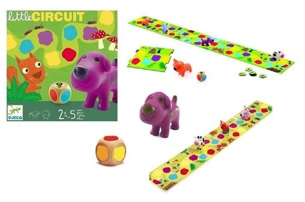 Настольная игра для малышей Маленькая дорожка