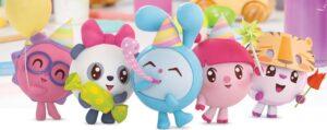 развивающий мультфильм для самых маленьких: малышарики