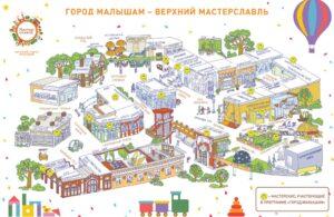 Мастерславль верхний город
