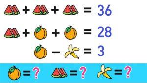 распечатать математические головоломки