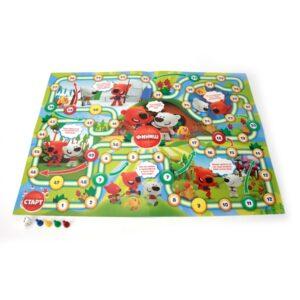 Настольная игра для малышей Мимимишки