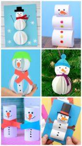новогодние поделки для детей