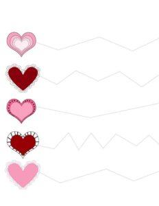 Распечатать базовые обводилки для детей 3-4 лет