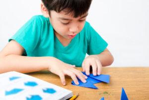 Виды техник оригами для детей