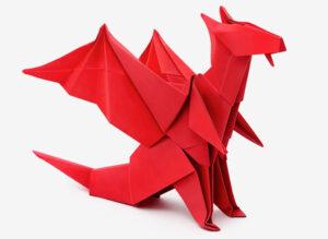 Виды техник оригами