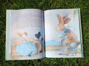 книга про кроликов