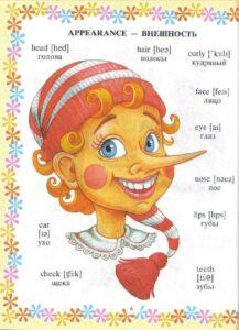 визуальный словарь мой первый английский в картинках