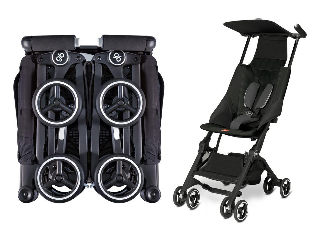 GB pockit stroller