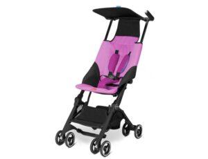 компактная коляска pockit stroller
