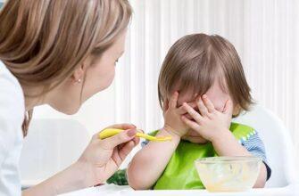 потеря аппетита у ребенка