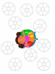 Распечатать прописи для детей от 2 лет