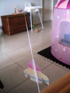 Ракета с воздушным шариком