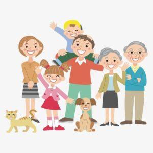 семейная настольная игра для счастливой семьи