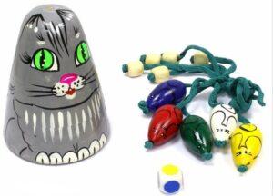 кошки мышки серый кот
