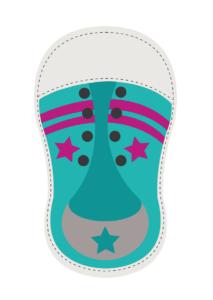 Распечатать шаблоны для шнуровки для детей
