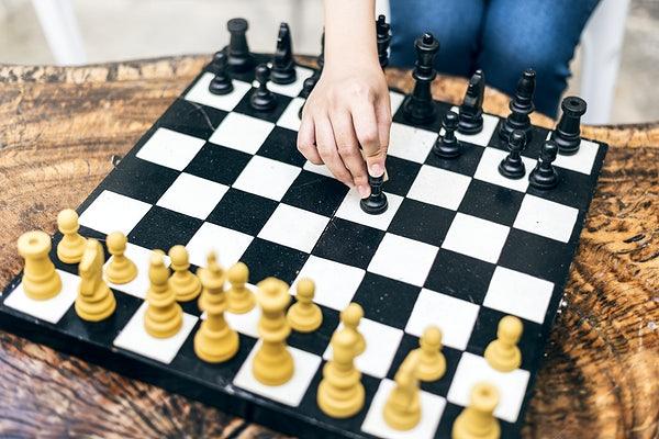 шахматы детям