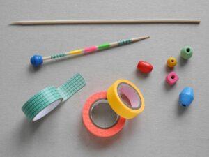 Палочка для граттажа для детей