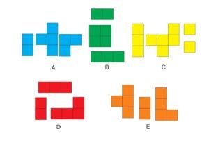 логическое задание тетрис для детей распечатать