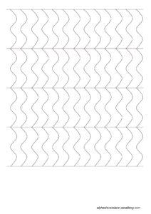 Учимся вырезать ножницами - распечатать задания для детей
