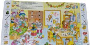виммельбух Анна Сьюз В детском саду