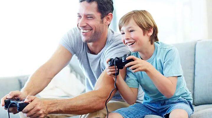 Влияние видеоигр на детей