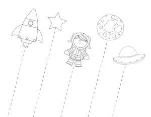 распечатать вырезалки для детей