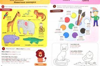 пособие для изучения английского языка детьми
