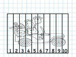 Развивающие задания с цифрами для детей