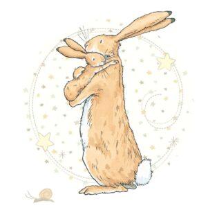 знаешь как я тебя люблю - зайцы Аниты Джерам