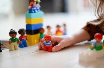 значение игрушек в развитии детей